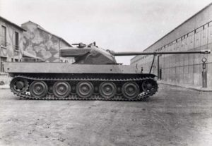French AMX-50 Tank – Chad M4