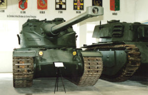 French AMX-50 Tank Model AMX-50B (2)