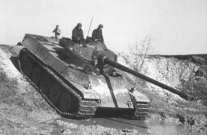 French AMX-50 Tank – Second AMX-50 100 Prototype built from scratch