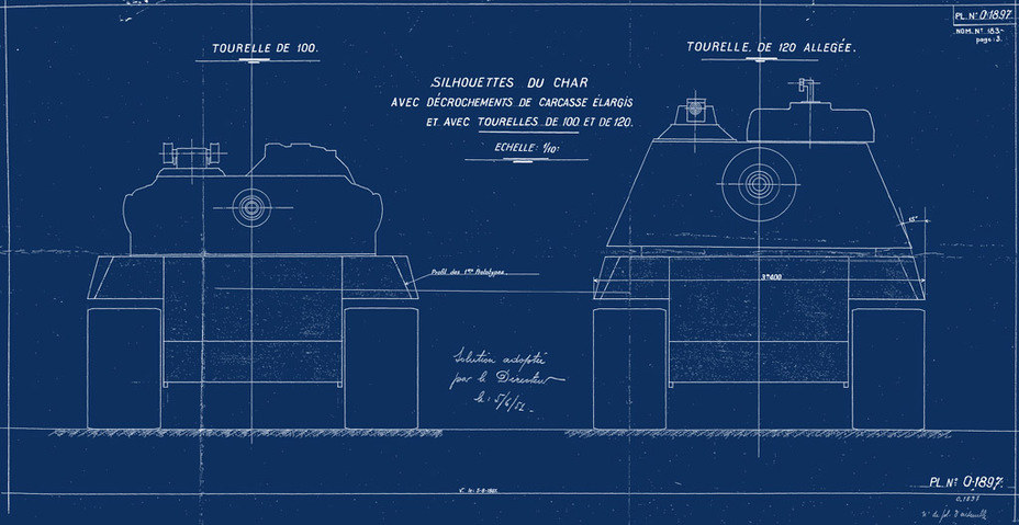 French amx 50 tank model the amx 50 120 blueprint 2 fighting french amx 50 tank model the amx 50 120 blueprint 2 malvernweather Image collections