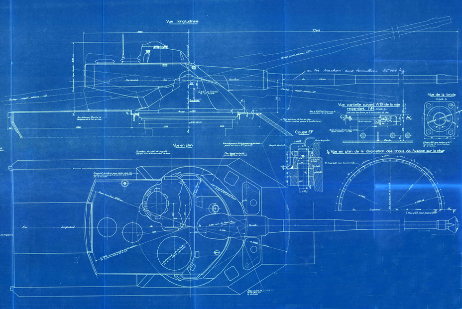 French amx 50 tank model the amx 50 120 blueprint fighting french amx 50 tank model the amx 50 120 blueprint malvernweather Image collections