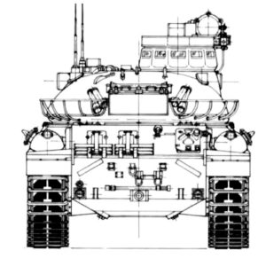 AMX-30B Diagram 2