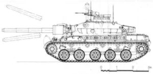AMX-30B Diagram 3