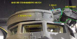 TND Image; AMX-30B Commaders Cupola #3
