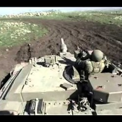 Israeli Merkava Mk 4 Main Battle Tank